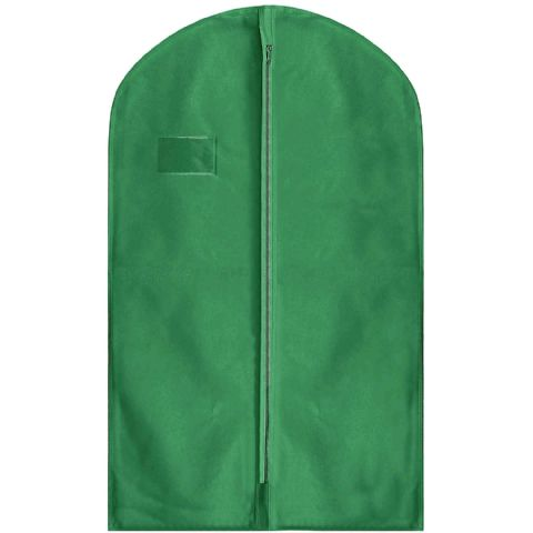 Green Thick Hanging Clothes Suit & Shirt Cover